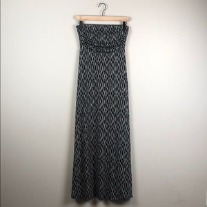 Banana Republic Strapless Maxi Dress (Size XS)